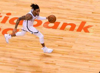 New York Knicks Dangelo Russell