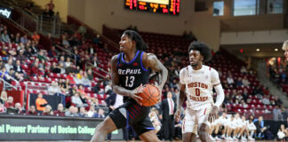 DePaul Basketballball