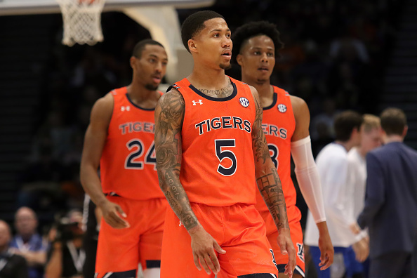 The Undefeated Auburn Tigers Roll In To Sec Play Last Word