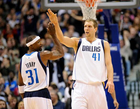 Dallas Mavericks All-Decade Team