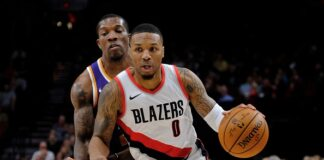 Portland Trail Blazers All-Decade Team