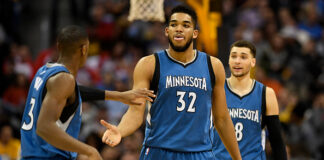Minnesota Timberwolves All-Decade Team