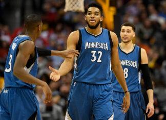 Minnesota Timberwolves All-Decade Team