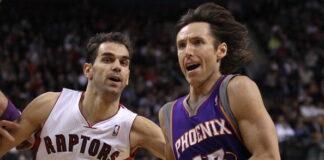 Phoenix Suns All-Decade Team