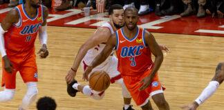 The Oklahoma City Thunder