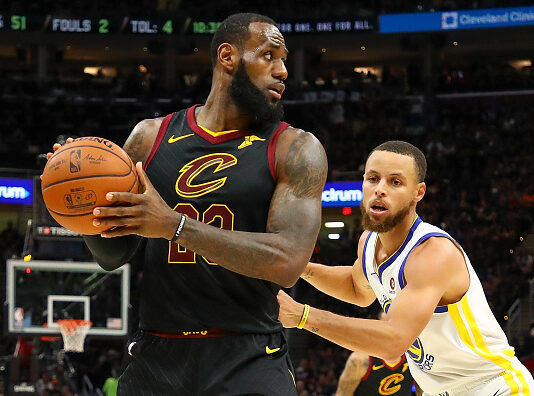Cleveland Cavaliers and Golden State Warriors Part V