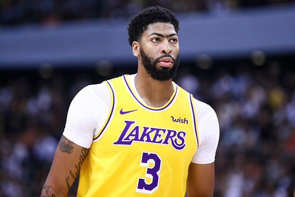 Top 30 NBA players, #7 - Anthony Davis