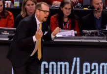 Nick Nurse worked his way up the NBA ladder