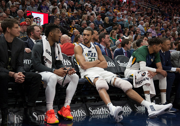 Utah Jazz defeat the New Orleans Pelicans