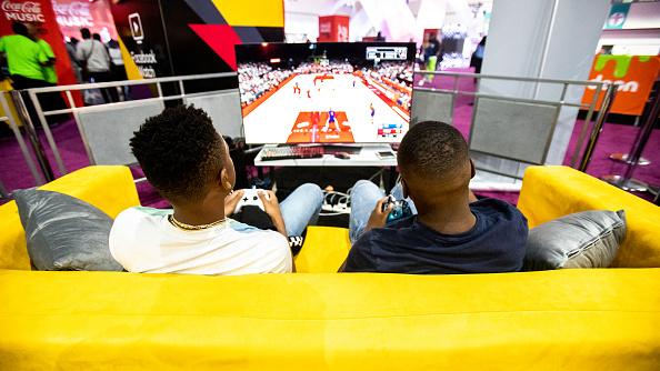 Online basketball games