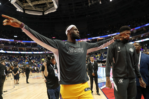 Los Angeles Lakers NBA Title