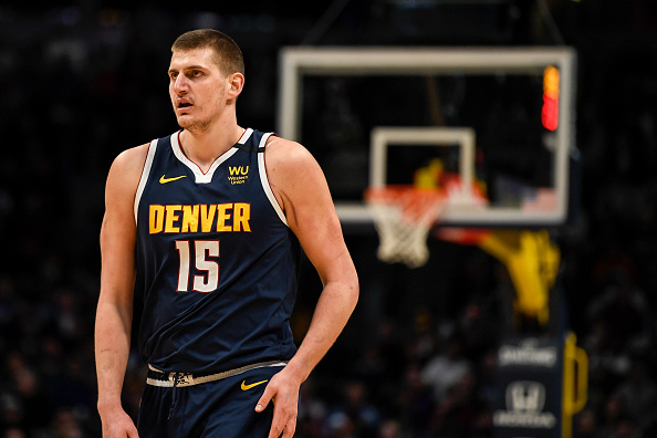 Denver Nuggets Nikola Jokic is one MVP candidate to look closely at in LWOS NBA second half predictions.