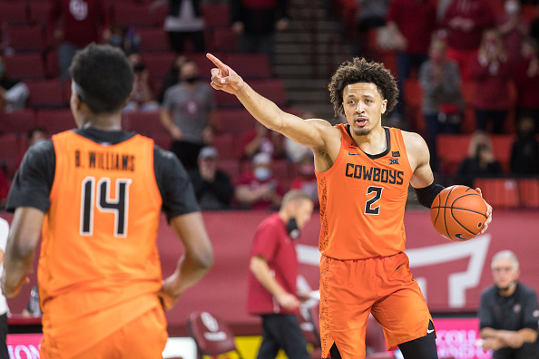 Cade Cunningham has his Oklahoma State Cowboys squad peaking just in time for the 2020-21 NCAA Tournament.