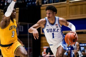 Jalen Johnson is one of the riskier picks of the 2021 NBA Draft.
