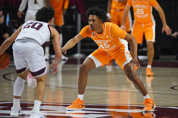 Keon Johnson NBA Draft Profile