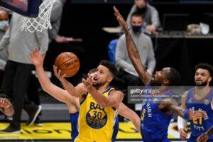 Stephen Curry MVP