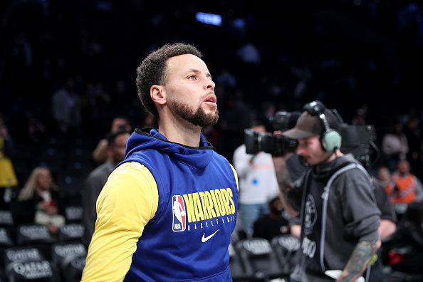 Steph Curry is one of the best NBA Point Guards right now