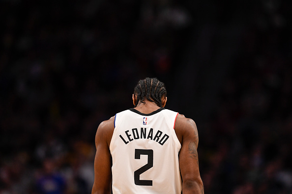Kawhi Leonard and the Clippers are part of the playoff teams under pressure