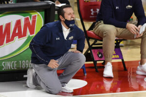 Mount Saint Mary's Basketball fought through a monthlong pause to become champions.