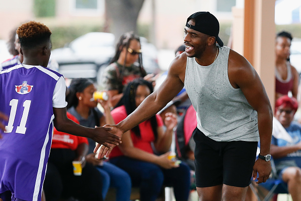 Chris Paul has a new legacy after taking the Phoenix Suns to the the NBA Finals