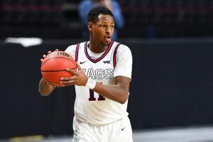 Joel Ayayi NBA Draft entrant