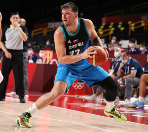 Luka Doncic Slovenia