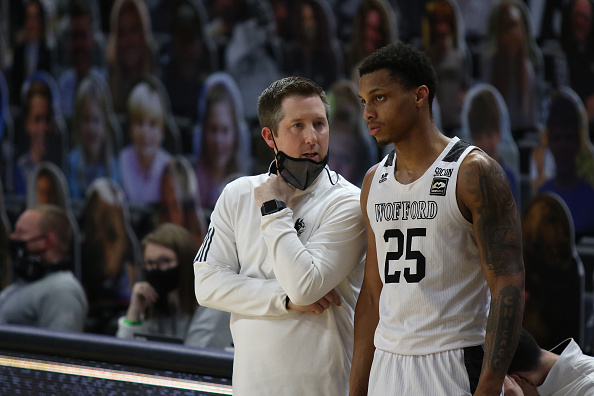 Wofford basketball navigated the pandemic to stay in the SoCon title race in 2020-21