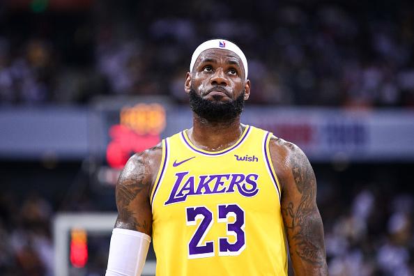 Avance de la temporada 2021-2022 de Los Angeles Lakers