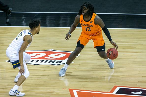 Peringkat Bola Basket Perguruan Tinggi Pramusim: (25) Negara Bagian Oklahoma