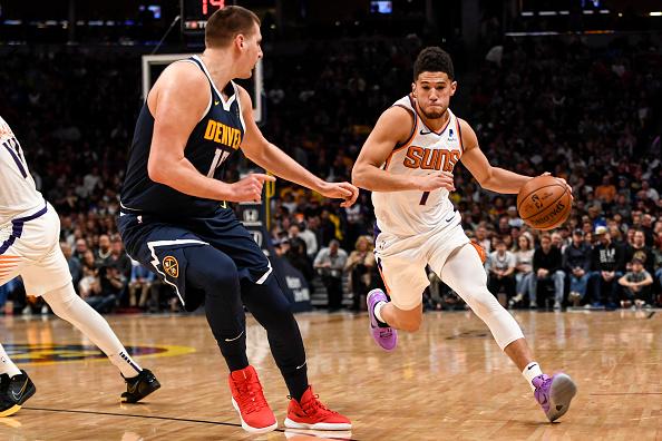 Juegos de apertura de la NBA: ganadores y perdedores
