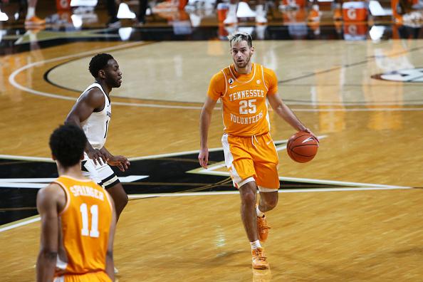 Peringkat Bola Basket Perguruan Tinggi Pramusim: #23 Relawan Tennessee –