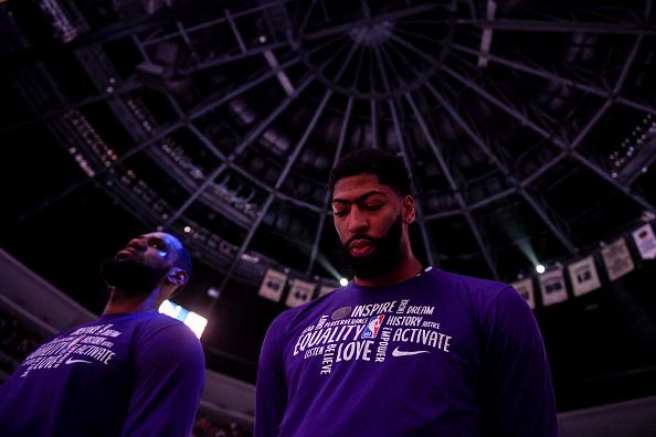 Los Angeles Lakers y Brooklyn Nets inician su viaje por el campeonato de la NBA