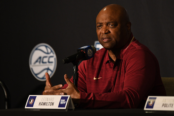 The Florida State Seminoles and Leonard Hamilton check in at 21 in our preseason college basketball rankings