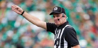 cfl officials