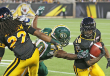 CFL Semi Finals