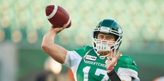 Roughriders Quarterback