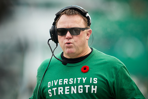 Saskatchewan Roughriders Head Coach