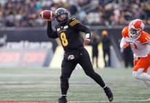 CFL 2019 Predictions