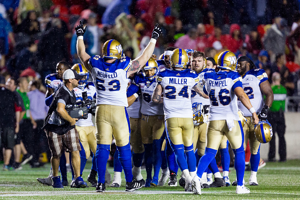 blue bombers training camp