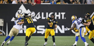 blue bombers tiger-cats