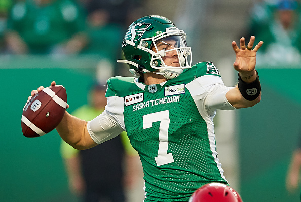 Identity Shift for the Saskatchewan Roughriders Offence - Last Word on Canadian Football