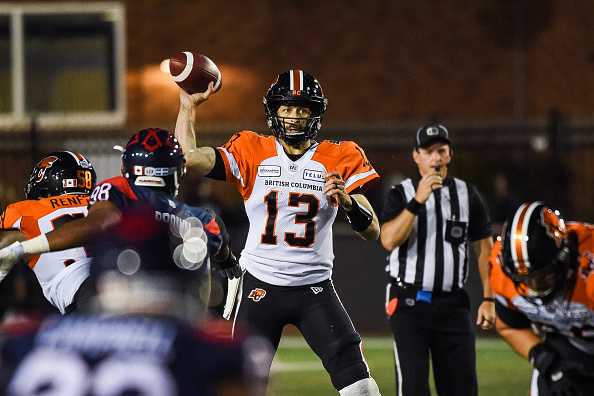 CFL Fantasy Picks Week 15: DraftKings, TSN - Last Word on Canadian Football