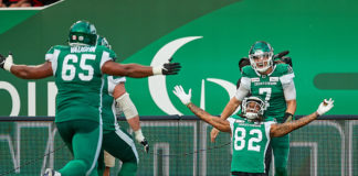 CFL power rankings
