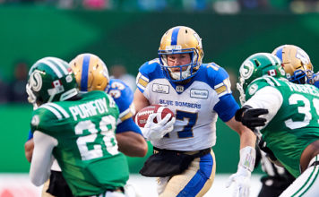 CFL Week 13 Power Rankings