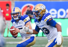 blue bombers alouettes