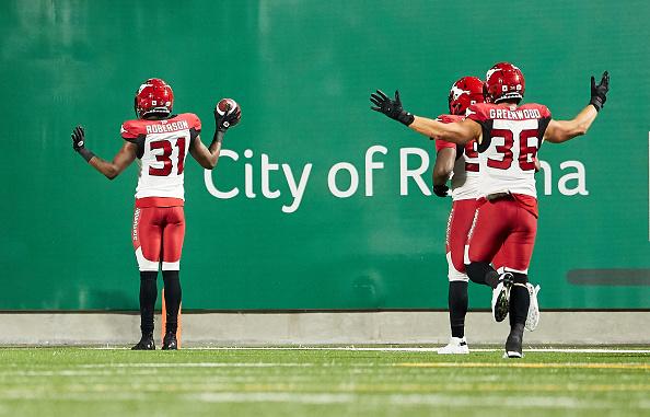 CFL Pass Defenders
