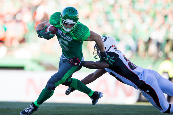 Saskatchewan Roughriders Uniforms