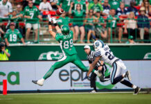 Saskatchewan Roughriders Games