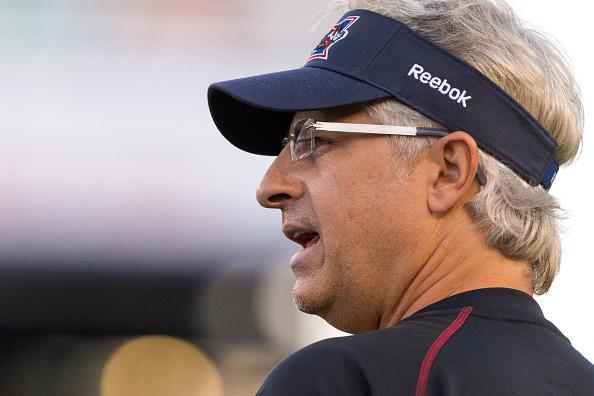 Former Baltimore Stallions General Manager Jim Popp.