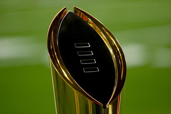 College Football Top 25 Week 10